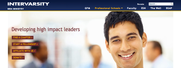 MBA Ministry Website